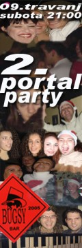 2.Portal party - Bugsy bar - 02.travanj