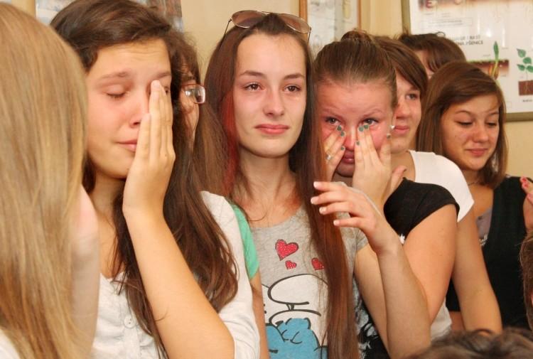 djeca u školi u Kaštelima